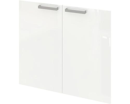 Skříňové dveře Be Smart D80 bílé
