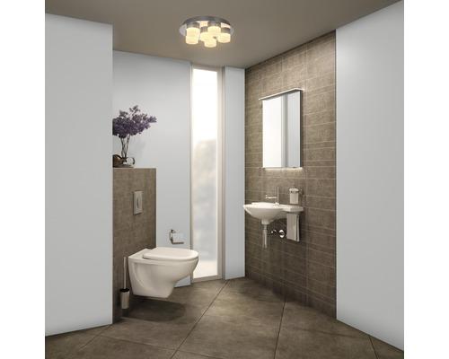 LED osvětlení do koupelny FLAIR Azimech 6x6W IP 44