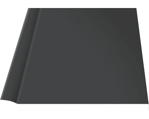 Krycí lišta PVC titan 3x50x2200 mm
