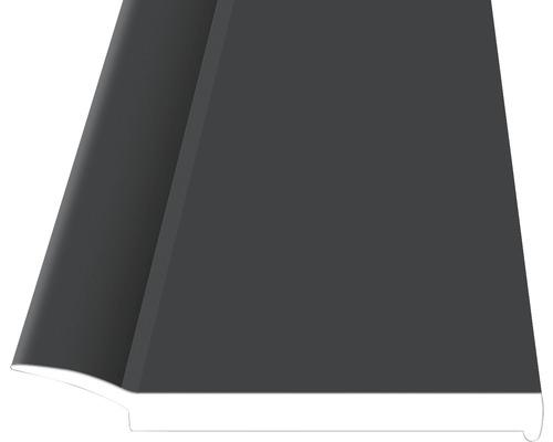 Krycí lišta PVC titan 3x30x2200 mm