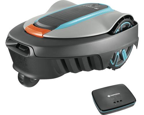 Robotická sekačka GARDENA Smart Sileno City 450 sada vč. smart gateway