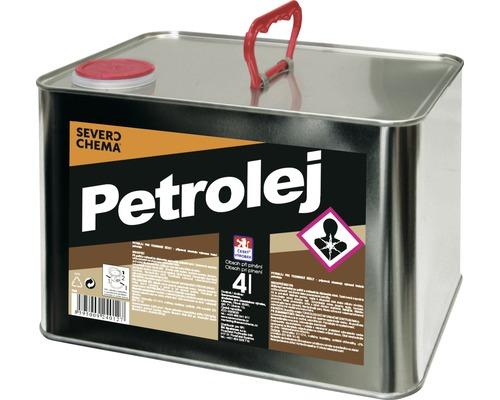 Petrolej Severochema 4 L