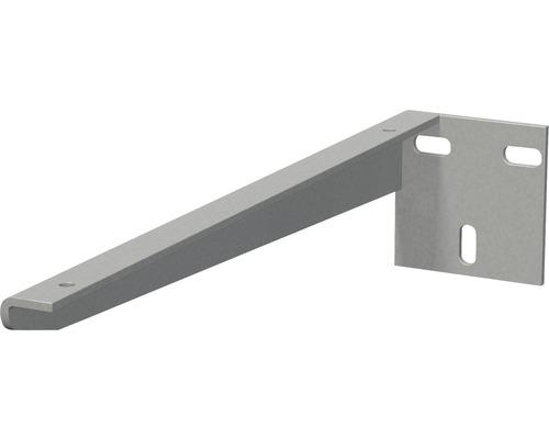 Skrytá konzole pro podumyvadlovou desku Intedoor Landau 40 cm levá lakovaná ocel