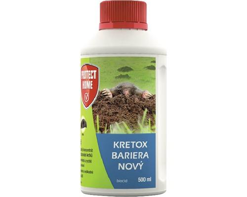Odpuzovač krtků Kretox bariéra 500 ml