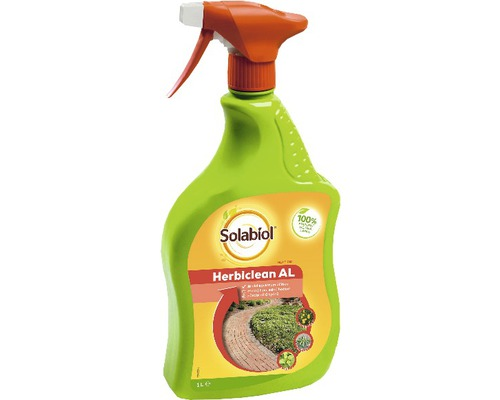 Herbiclean AL přípravek proti plevelům, řasám a mechům 1 l
