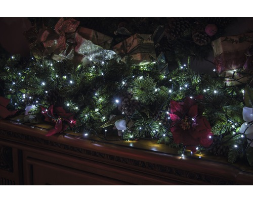 Světelný řetěz Lafiora 360 LED 35,9 m, studená bílá