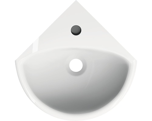 Umyvadlo Ceravid Saldo 35x41,2 cm