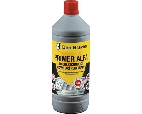 Penetrace DEN BRAVEN Primer Alfa rychleschnoucí 1 l