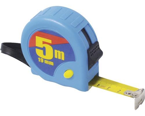 Svinovací metr 5m, 19 mm