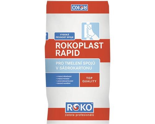 Spárovací hmota ROKOPLAST Rapid na sádrokarton 5 kg
