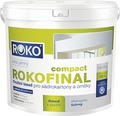 Finální tmel ROKOFINAL Compact na sádrokarton 5 kg