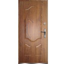 Vchodové dveře Bergamo ocelové 97 P dub zlatý