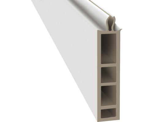 Parapetní připojovací profil pro staré stavby 220 cm pro ARON Basic/Comfort