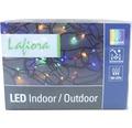 Světelný řetěz venkovní Lafiora 160 barevných LED