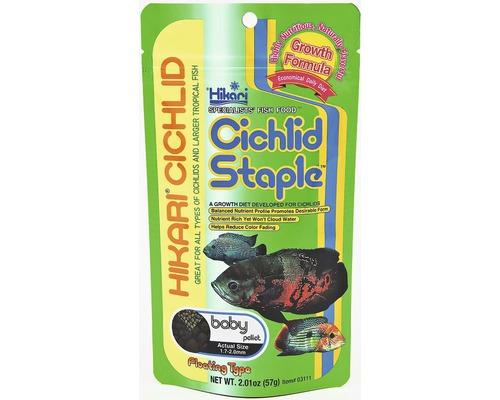 Krmivo pro cichlidy HIKARI Cichlid Staple Baby 57 gBY 57g