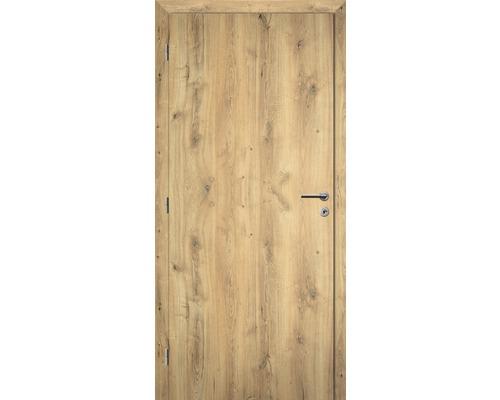 Interiérové dveře Solodoor Klasik plné 60 L dub natur