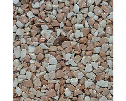 Mramorové kamínky Den Braven 25 kg ružové