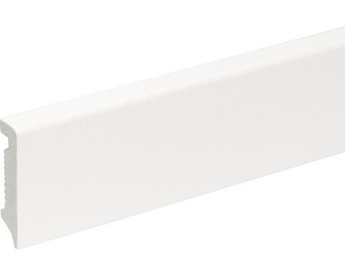 Soklová lišta bílá PS 14,5x58x2400 mm