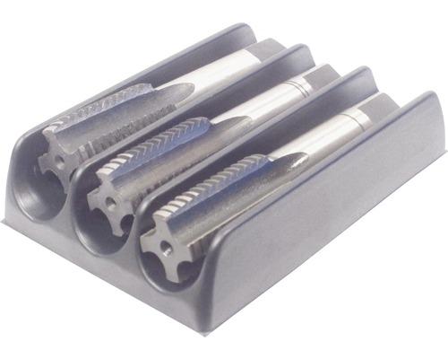Sada závitníků M4 x 0.70, 3 kusy
