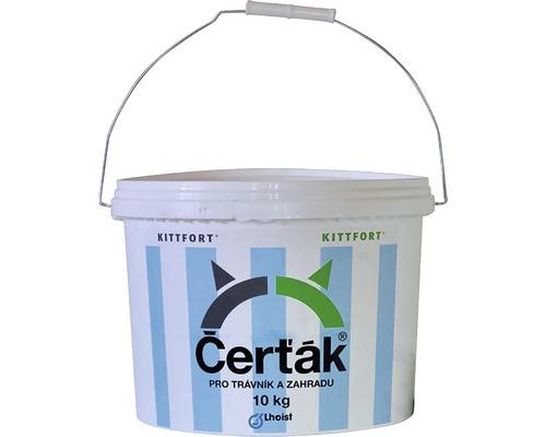 Vápno Čerťák hašené tekuté 10 kg bílé pro trávník a zahradu