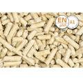 Dřevěné pelety BIOMAC TOP ENplus A1 balení 15 kg