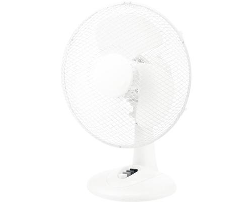 Stolní ventilátor Hantech Ø 30cm, bílý