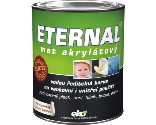 ETERNAL akrylátový, matný, světle šedý 0,7 kg