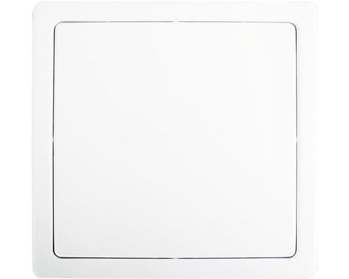 Vanová dvířka HACO VD 200 x 200 mm plastová bílá