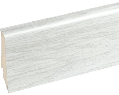 Podlahová lišta Neuhofer K0210L plastová 2400 x 59 x 17 mm EXKI056 borovice morgins