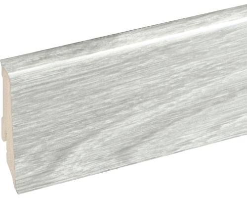 Podlahová lišta Neuhofer K0210L plastová 2400 x 59 x 17 mm EXEI114 dub dublin