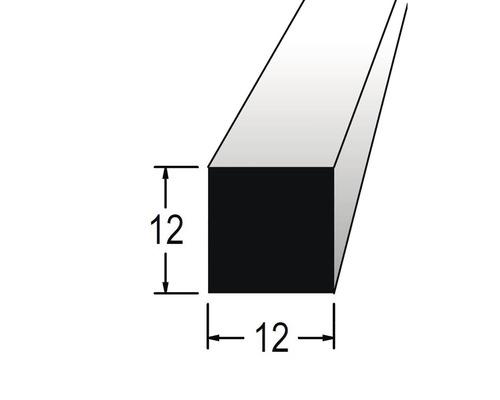Hranolek čtvercový 12 x 12 x 900 mm dub