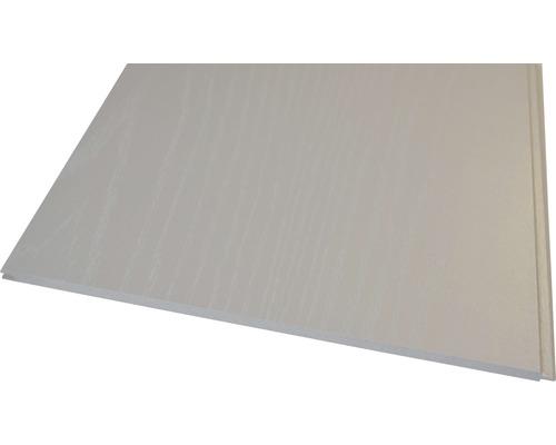 Obkladový panel Wall Street interiérový 2600 x 250 x 7 mm W004 dub stříbrný balení 6 ks
