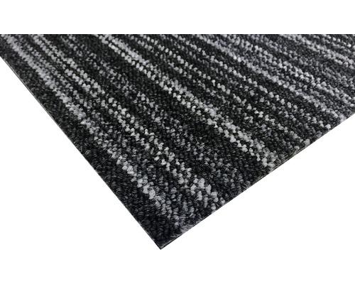 Kobercová dlaždice Vienna antracit 7782 50x50cm