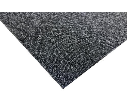 Kobercová dlaždice Vienna dark grey 7278