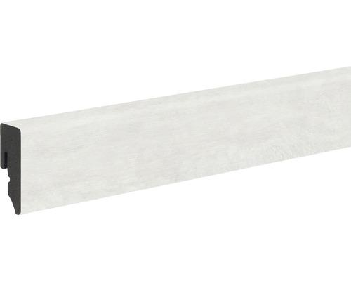 Soklová lišta Skandor PVC pinie KU048L 15 x 39 x 2 400 mm