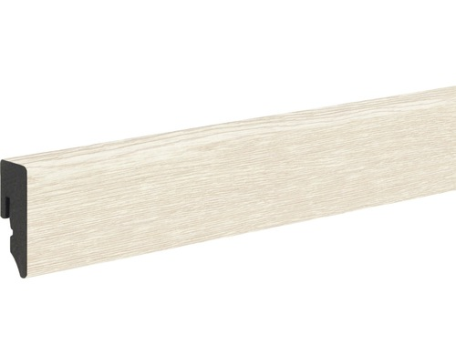 Soklová lišta Skandor PVC dub krémový KU048L 15 x 39 x 2 400 mm