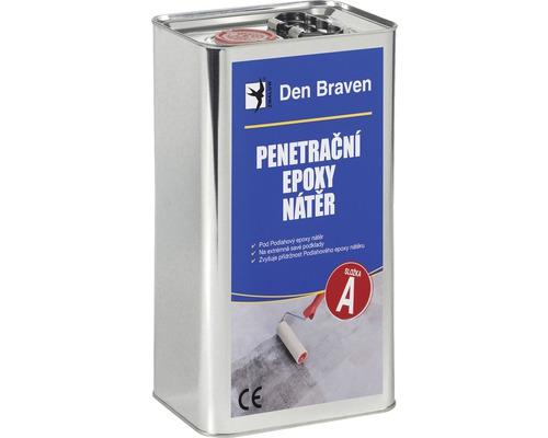 Penetrační Epoxy nátěr Den Braven 4+0,4 kg