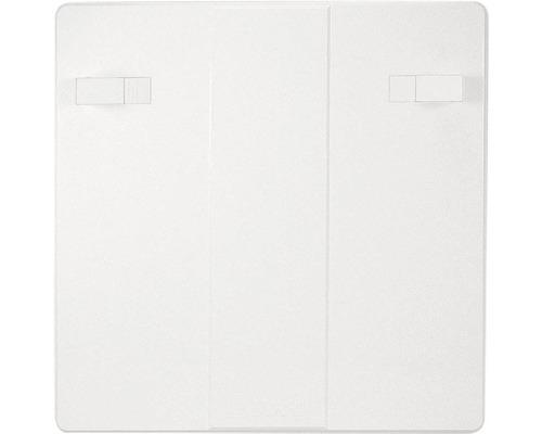 Revizní dvířka HACO RD 600 x 600 mm B plastová bílá