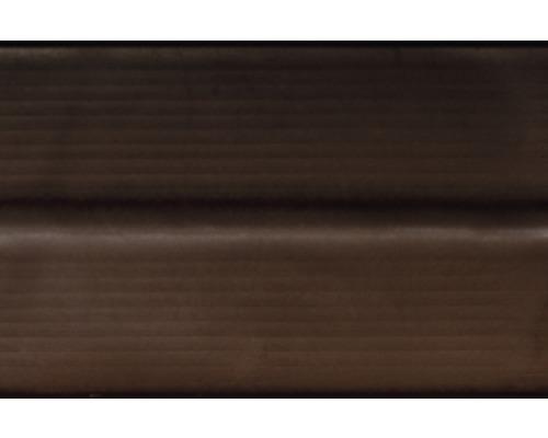 Podlahová lišta 012/0525 dřevo-tmavě hnědá