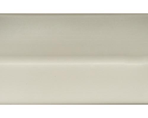 Podlahová lišta 012/1560 dřevo-světle šedá