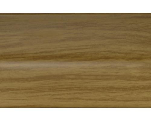 Podlahová lišta 012/030 dřevo- dub