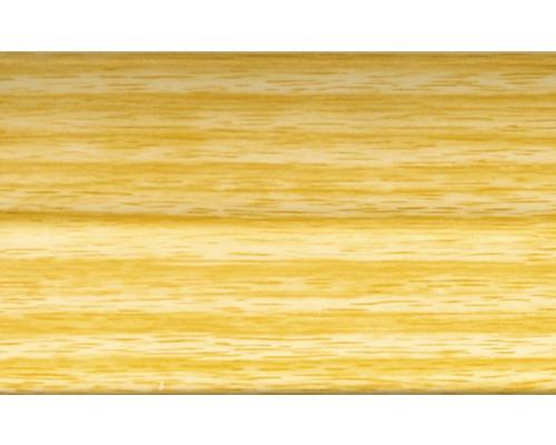 Podlahová lišta 012/091 dřevo-borovice