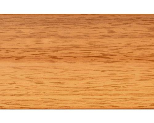 Podlahová lišta 012/020 dřevo-třešeň