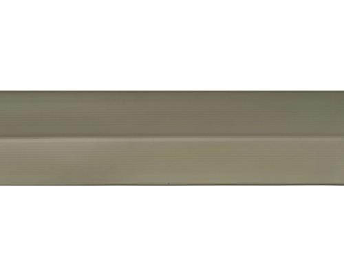 Podlahová lišta 011/203, šedo-zelená