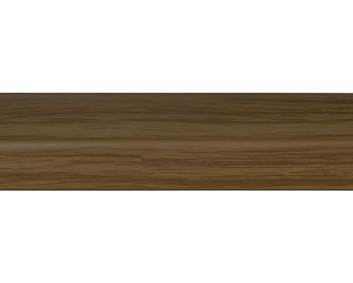 Podlahová lišta 011/005, dřevo- dub