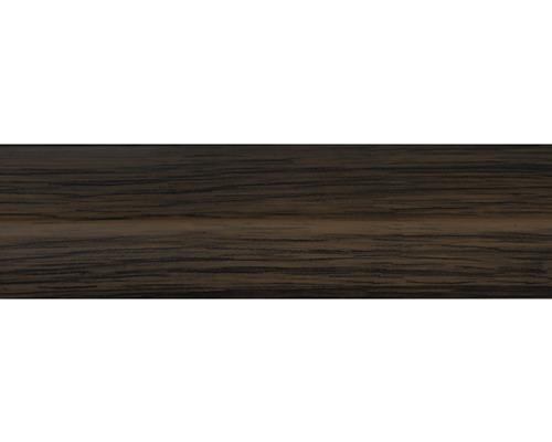 Podlahová lišta 011/003, dřevo-dub tmavý