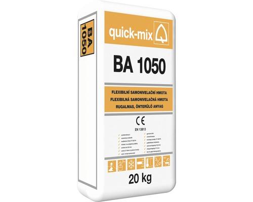 Samonivelační stěrka QUICK MIX BA 1050 20 kg