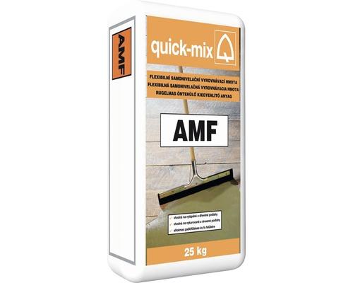 Samonivelační stěrka QUICK MIX AMF 25 kg