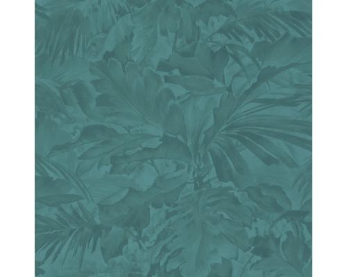 Vliesová tapeta Mandalay, motiv květiny, zelená