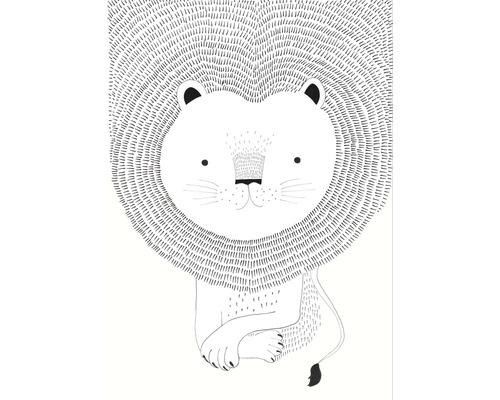 Vliesová tapeta Bambino XVIII, motiv dětský, růžová